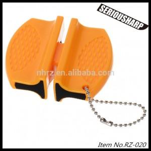 Newly Arrival Sharpener Knife - Portable Mini Knife Sharpener Pocket Knives Sharpening Kitchen Tool – Renzhen