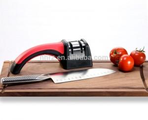 Sharpening Stone Household Sharpener Kitchen Knives Tools Two Stages Diamond/Ceramic Kitchen Knife Sharpener