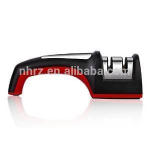 "Factory making Satc 12"" Length Carbon Steel Rod With Handle Knife Sharpener Kitchen Sharpening Stick"