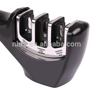 Top level household knife sharpener 3 Stage manual kitchen knife sharpener