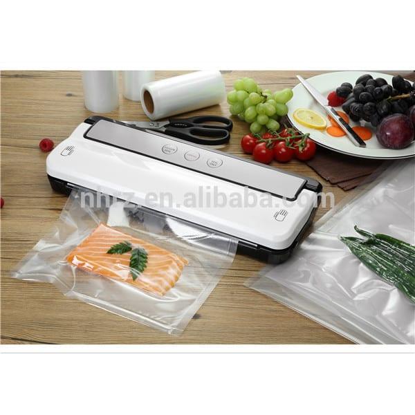 factory outlet storage plastic bag food fruit vacuum sealer for snack and dried food packaging sealer