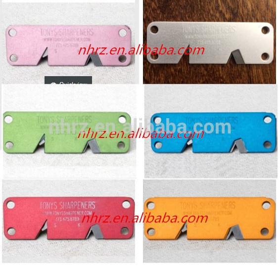 pocket knife sharpener scissor sharpener