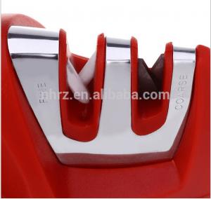 China High Discount Keuken Cooking Tools Edge Grip 2 Etappe Keuken Mes Sharpener Fabryk En Leveransiers Renzhen