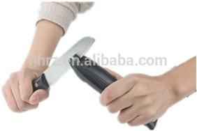 Samurai Shark Tungsten Carbide Steel Knife Sharpener Sword Hunting Kitchen Hot