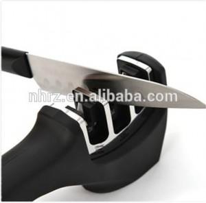 Professional Pull Through Manual Diamond Tungsten Steel Carbide Ceramic Knife Sharpener Kitchen Sharpening Tool