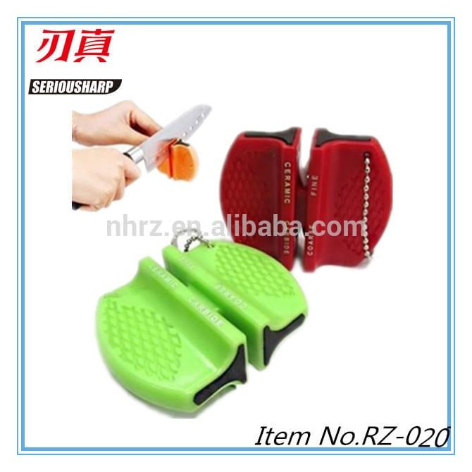 Leading Manufacturer for Sharpener - new mini 2-Step Knife Sharpener – Renzhen