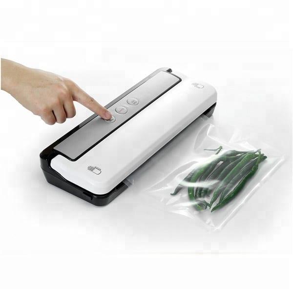 2018 hot selling 110V/220V Household Food Vacuum Sealer Packaging Machine Film Sealer Vacuum Packer