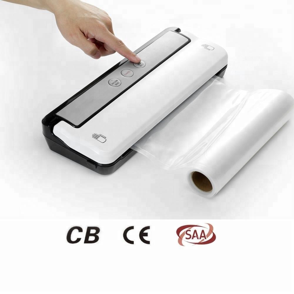Special Price for Diamond Whetstone - New Product Home Vacuum Sealer Handheld Automatic Food Vacuum Sealer Machine – Renzhen