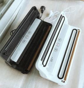 Household Portable Handheld Vacuum Food Sealer With Plastic Bag