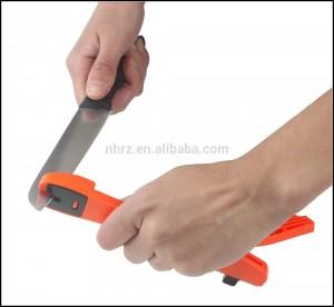Gardening Outdoor Camping Portable Knife Sharpener Tool Pocket Hunting Knife Sharpener