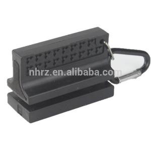 black mini knife sharpener