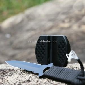 mini camping knife sharpener
