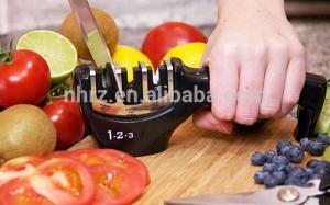 Professional Knife Sharpener Diamond Tungsten Steel Carbide Ceramic Knife Sharpening Kitchen Tools