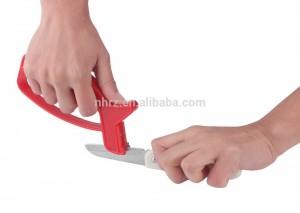 handheld tnugsten carbide knife sharpener&scissors sharpener