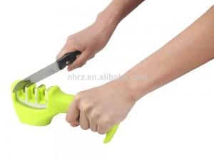 Professional Chef Pad Kitchen Sharpening Tool Knife Sharpener Scissors Grinder Secure sharpener for knives