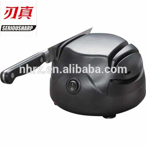 Factory wholesale Rotatable Knife Sharpener - Electric Knife Sharpener – Renzhen