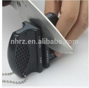 High definition Mini Kitchen Ceramic Household Knife Sharpener