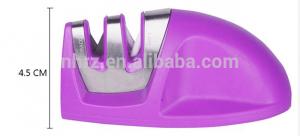 Portable Edge Grip Handheld 2 Stage Knife Sharpener