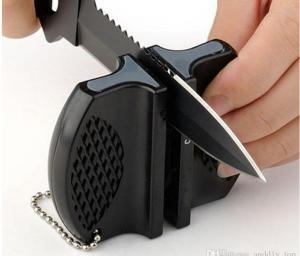 Outdoor Mini Knife Sharpener Camping knife sharpener
