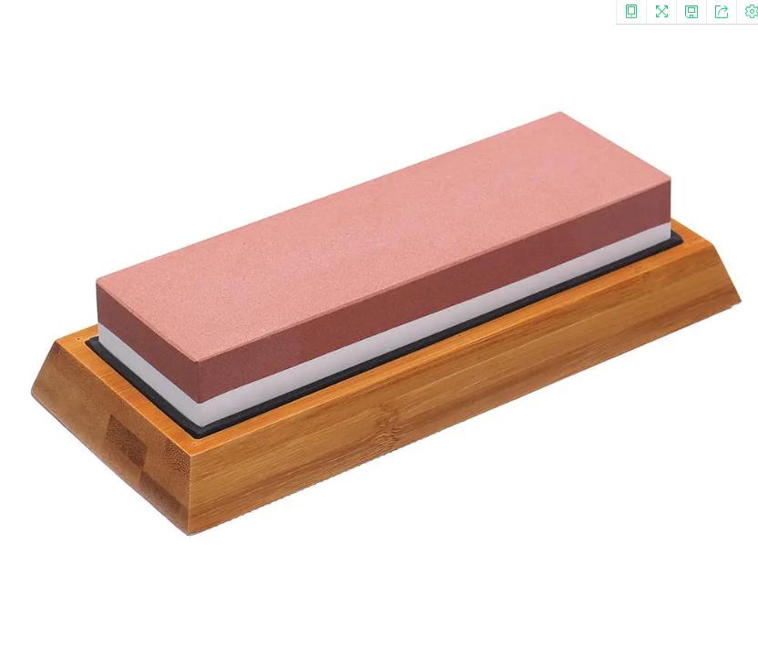 Best Price for Tungsten Blade Knife Sharpener - Amazon Hot Sale Knife sharpening Stone Set – Renzhen Featured Image