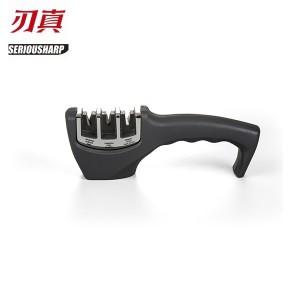 tungsten steel Metal Type and FDA Certification kitchen tool knife sharpener