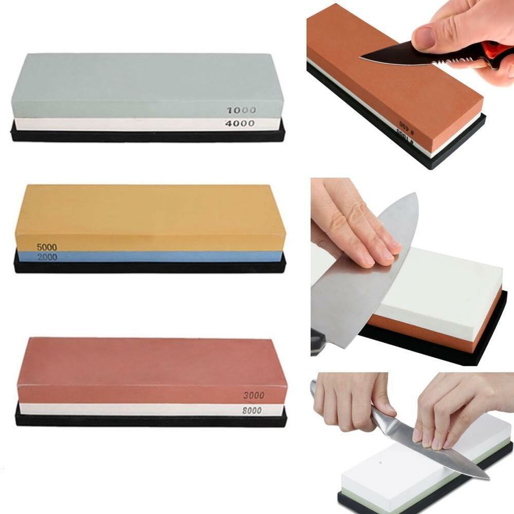 Best Price for Tungsten Blade Knife Sharpener - Amazon Hot Sale Knife sharpening Stone Set – Renzhen